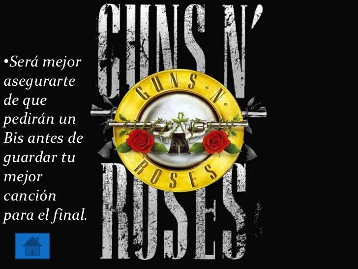 Frases Rockeras Y Grupos De Rock