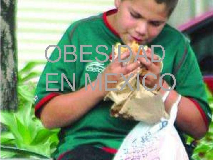 OBESIDADEN MEXICO
