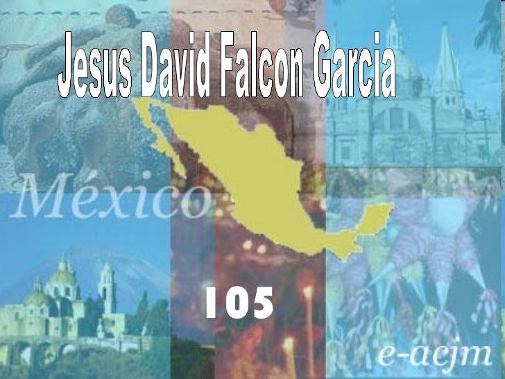 Jesus David Falcon Garcia 105