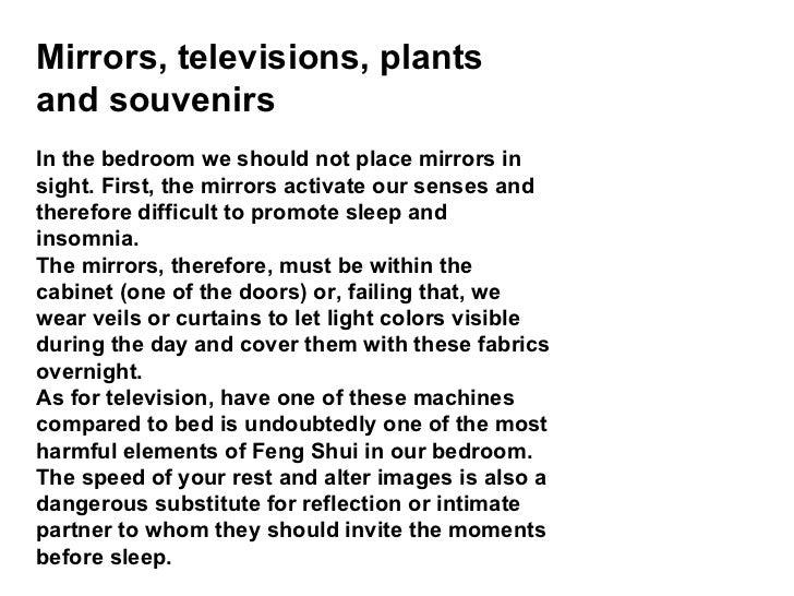 Feng Shui Bedroom Mirror shui viva el betis