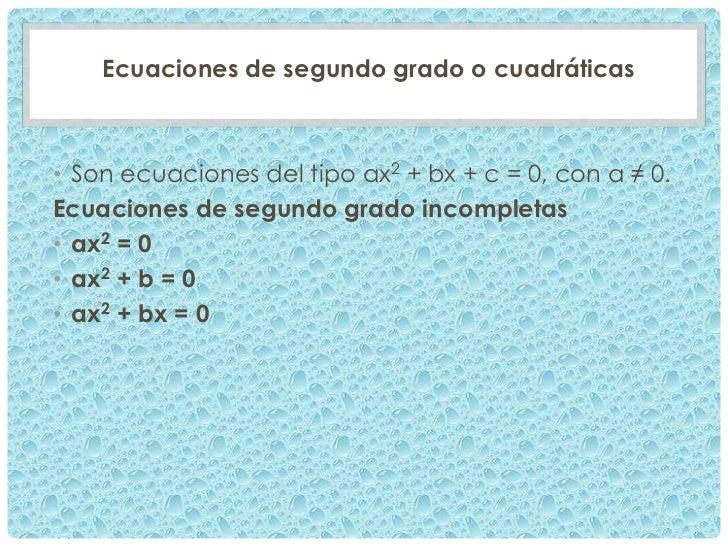 Ecuaciones polinomicas for Ecuaciones de cuarto grado