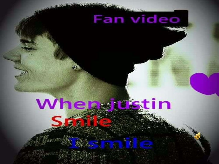 Ain't no way you're ever gon'getAny less than you shouldCauseJUSTIN <3