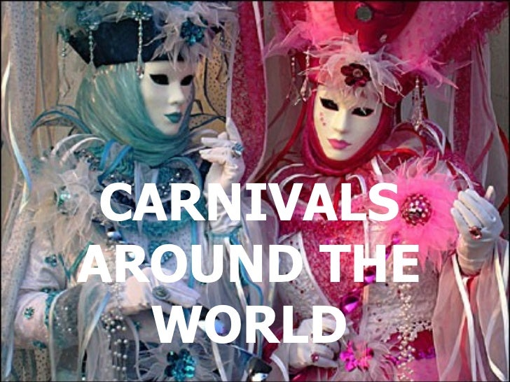 List of Caribbean carnivals around the world
