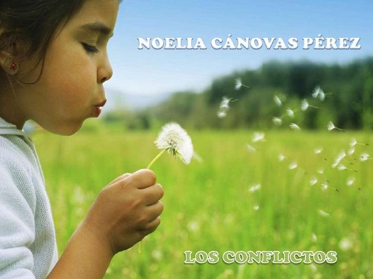 El conflicto es entendido como un hecho natural de la vida.Los conflictos no son ni positivos ni negativos, sino que depen...