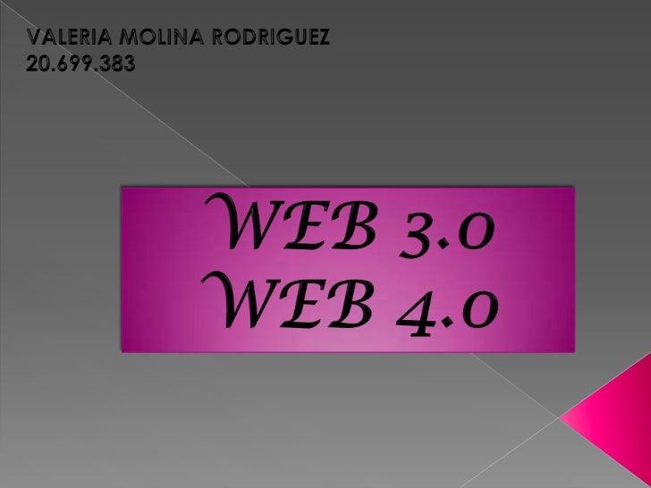    El concepto de Web 2.0 ha quedado obsoleto (ya pasaron 7 años desde su    nomenclatura) y ahora entramos en un punto d...