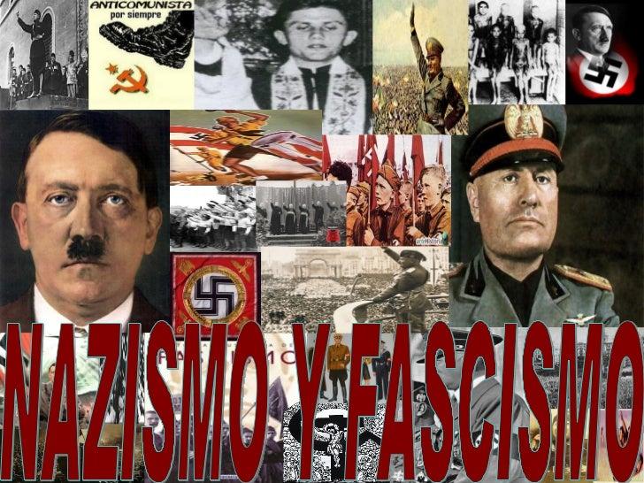 indice•   El facismo•   -Rasgos•   -Ascenso al poder•   -La italia fascista•   -obra del fascismo•   El nazismo•   -Rasgos...