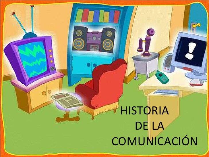 Comunicación de la edad moderna
