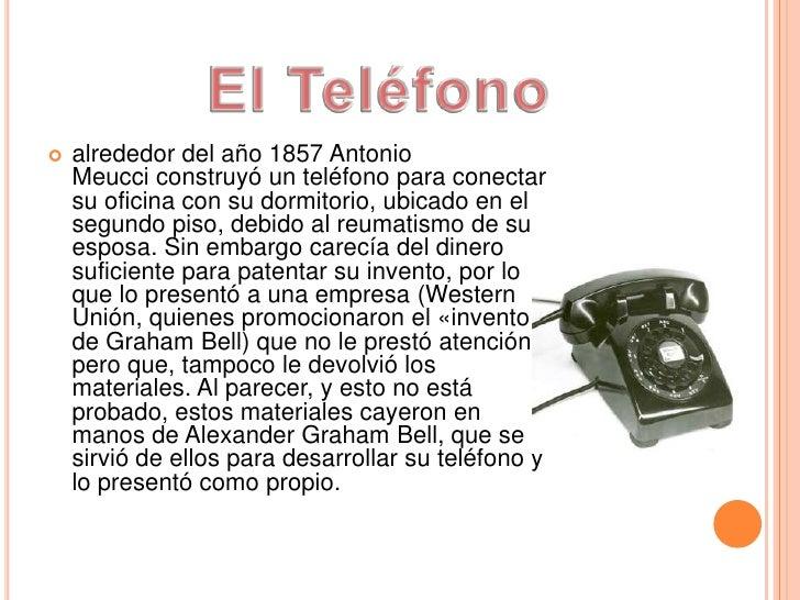 inventos tecnologicos que marcaron la historia