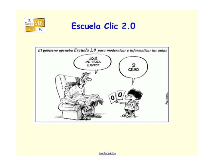 Escuela 2.0 Slide 2