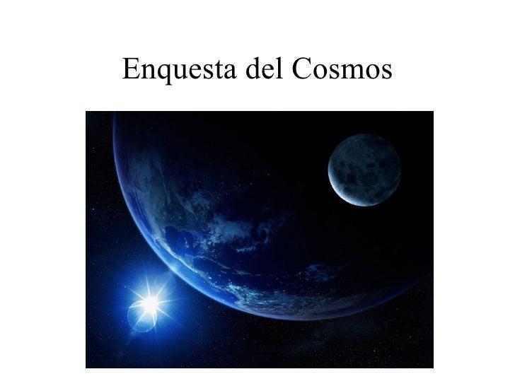 Enquesta del Cosmos