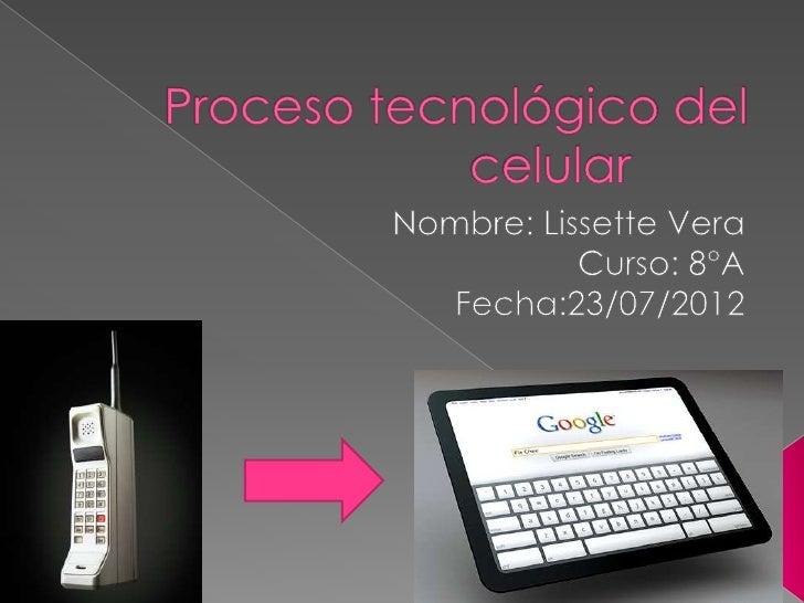    El teléfono móvil o celular es un dispositivo    inalámbrico electrónico que permite tener    acceso a la red de telef...