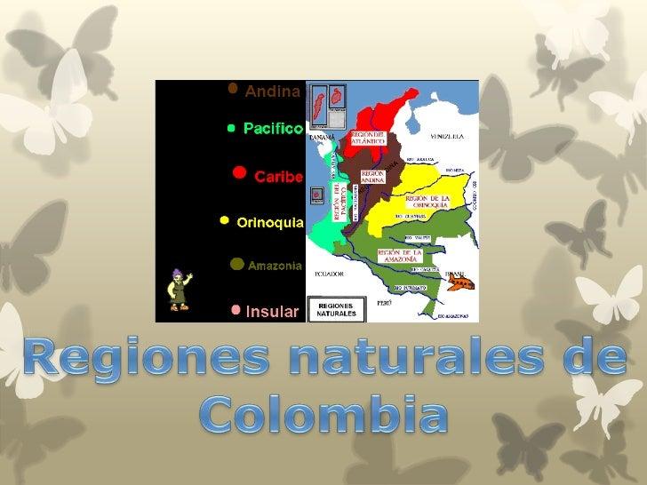 Región AmazónicaLa Región Amazónica de colombia osimplemente Amazonia, comprende el 42% del territorionacional y es la zon...