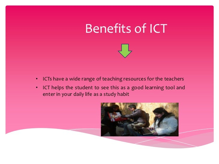 benefits of ict in physical education education essay Ict has so many advantages in the learning and teaching process classroom management is one of them that gained benefits from ict accordin.
