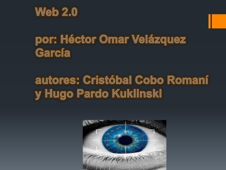 O,REILLY MEDIA  LA WEB 2.O  CONFIGURA 3  VERTIENTES  TECNOLOGÍA              Pioneros  COMUNIDAD  NEGOCIO                 ...