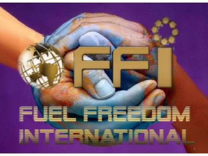 Presentacion FFI