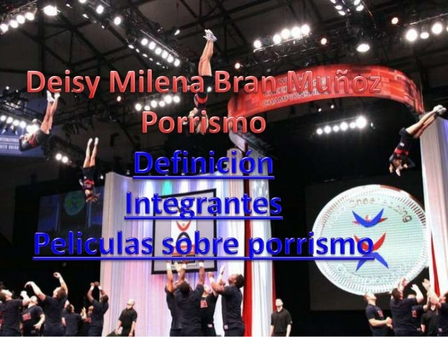En deporte, la animación, barras, porra ocheerleading consiste en el uso organizado demúsica, baile y gimnasia para hacer ...