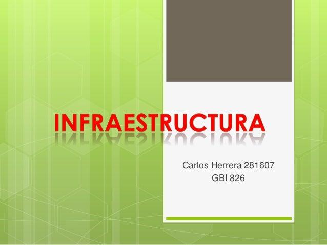 Carlos Herrera 281607       GBI 826
