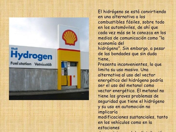 El hidrógeno se está convirtiendo en una alternativa a los combustibles fósiles, sobre todo en los automóviles, de ahí que...