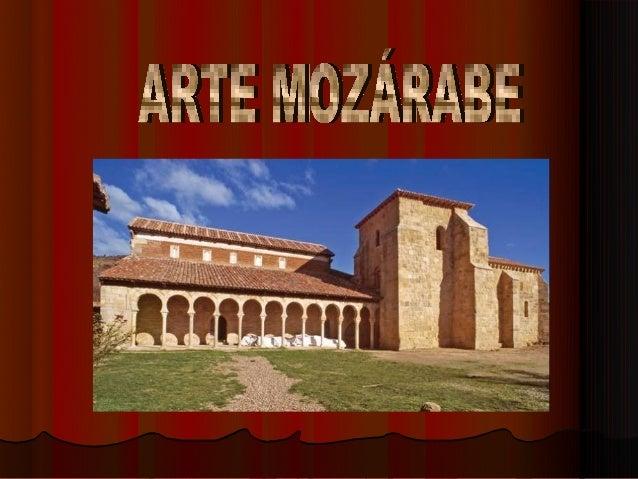 Arte moz rabe for Arquitectura mozarabe
