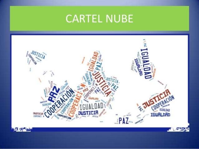 CARTEL NUBE