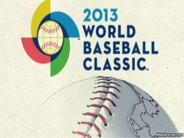 clasico mundial de beisbol