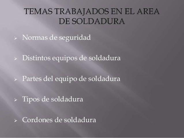 NORMAS DE SEGURIDADINDUSTRIAL:♪TENER PUESTO ADECUADA MENTE ELOBEROL DE TRABAJO.♪NO CORRER O JUGAR EN LOS TALLERES♪NO CONSU...
