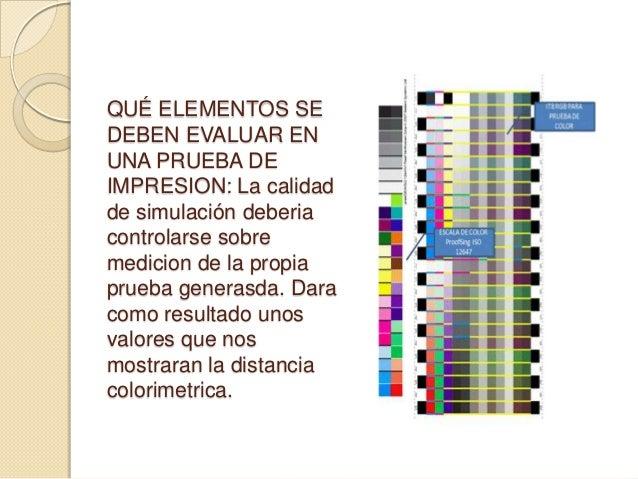 Qué instrumentos de medición se utilizan en las pruebas de color: Aparatos encargados de medir las densidades y el porcent...