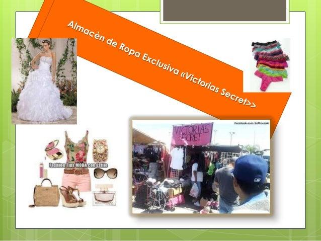 EXCLUSIVIDADES VICTORIAS SECRET  En nuestro gran almacén de vestuarios usted podrá enriquecer sus vistas al observar cada...