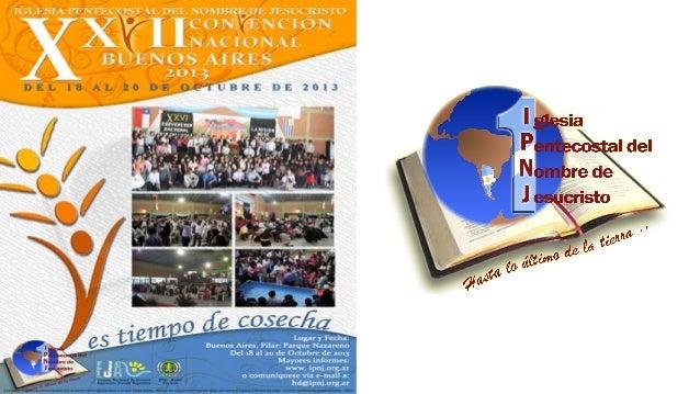 XXVII CONVENCIÓN NACIONAL