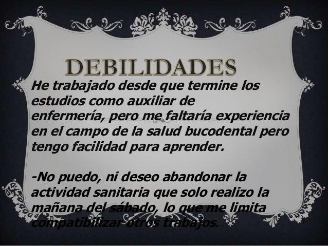 ANALISIS DAFO Slide 3