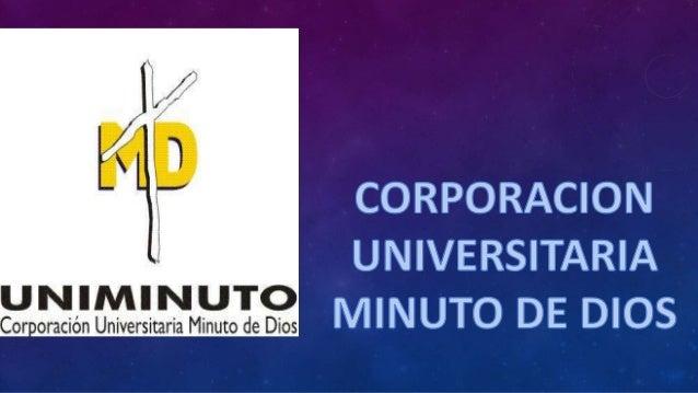 UNIMINUTO • IntegranteS • DERLY JULIETH BERNAL GUERRERO • ANDREA ENTREGADO A : David López asignatura: gestion básica de l...