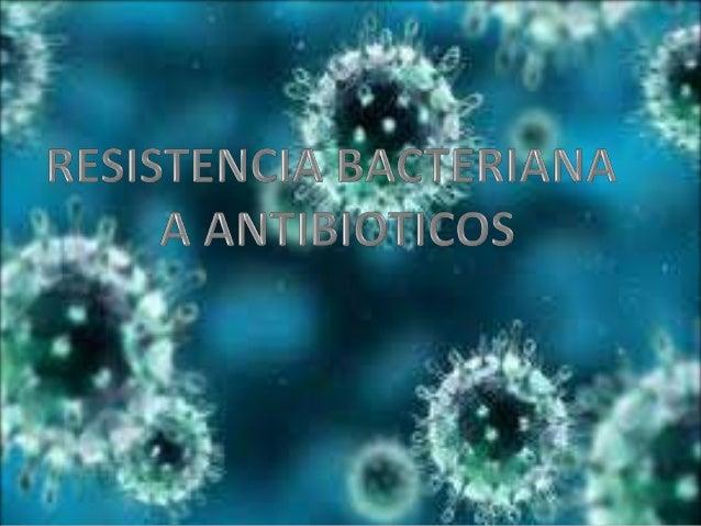 ¿Qué son? Son fármacos que se emplean para inhibir los procesos de las bacterias como su crecimiento y reproducción y dest...