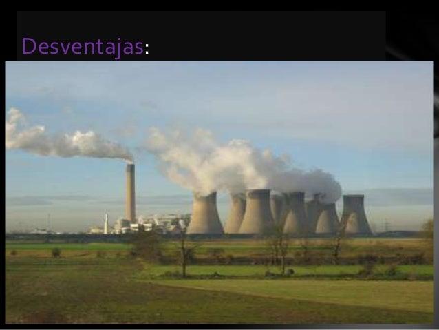ventaja y desventajas de la contaminacion ambiental Slide 3