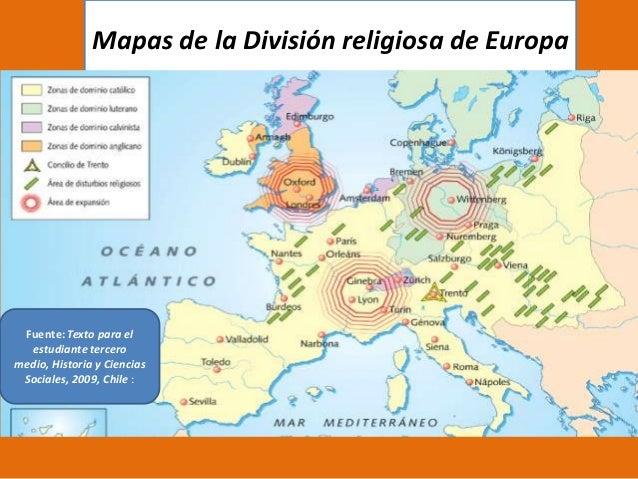 El quiebre de la Unidad Cristiana Europea: La reforma Protestante y …