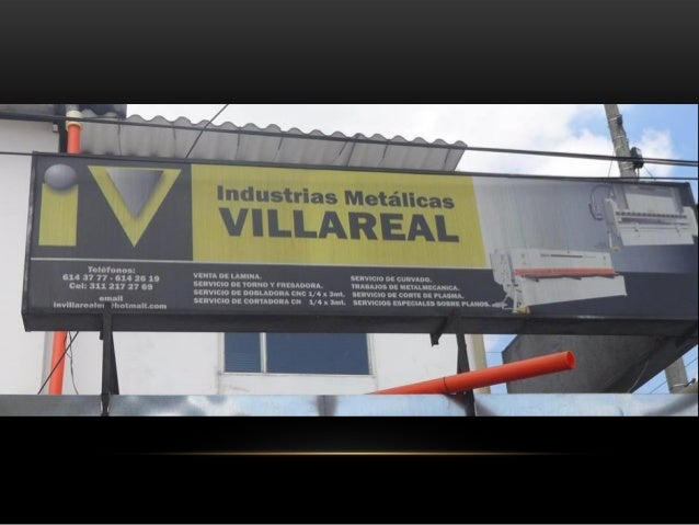Industrias Metalicas Villareal