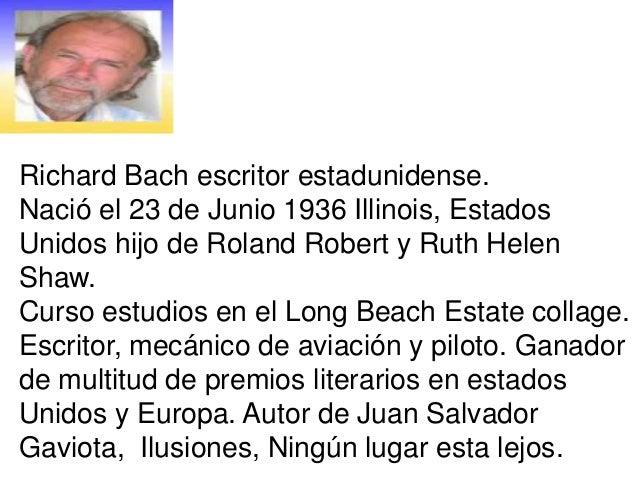 Las mejores frases de Richard Bach para escuchar