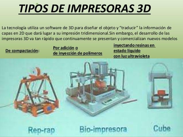 A h t r en las impresoras for Videos de impresoras 3d