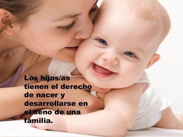 Maternidad y paternidad responsable for Derecho de paternidad