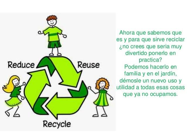 Juego Reciclaje
