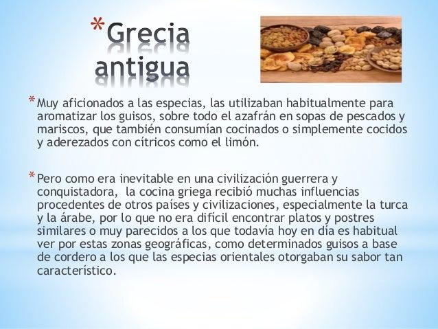 Grecia gastronomia for Costumbres de grecia