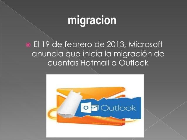 historia de correo electronico Slide 3