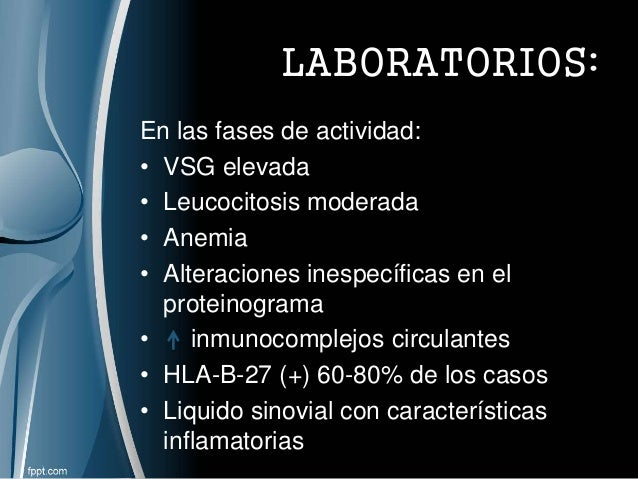 Artritis reactiva y s ndrome de reiter - Liquido preseminal vih casos ...