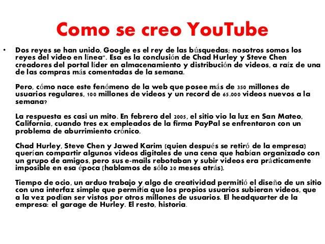 Youtube for Como se creo el suelo