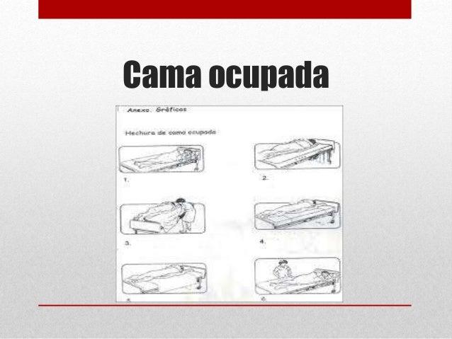 Tipos de camas hospitalarias for Cama ocupada