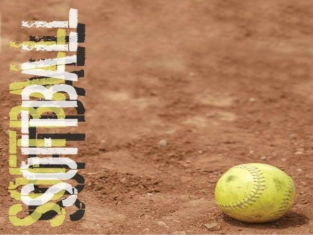 softball presentation