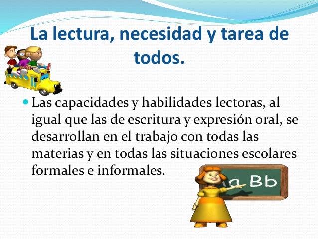 """LA LECTURA EN LA ESCUELA SECUNDARIA.  EL """"TRABAJO"""" CON EL TEXTO Slide 3"""