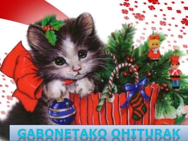 GABONETAKO ZUHAITZA JARRI