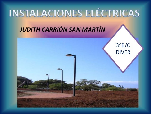 JUDITH CARRIÓN SAN MARTÍN 3ºB/C DIVER