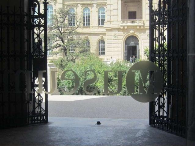 EN UNE APRÈS-MIDI, NOUS AVONS VISITÉ LES DEUX MUSÉES DE LONGCHAM P… CELUI D'HISTOIRE NATURELLE ET CELUI DES BEAUX- ARTS…, ...