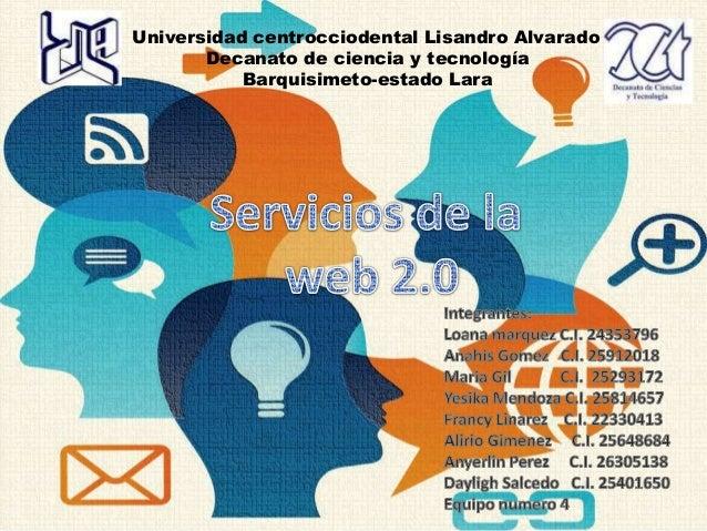 Universidad centrocciodental Lisandro Alvarado Decanato de ciencia y tecnología Barquisimeto-estado Lara